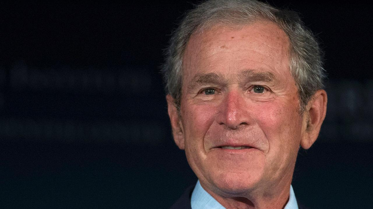 an essay on president george w bushs declaration of war versus iraq This is an essay about the the declaration of war clause leaves the the court dismissed a challenge to president george w bush's intention behind the.