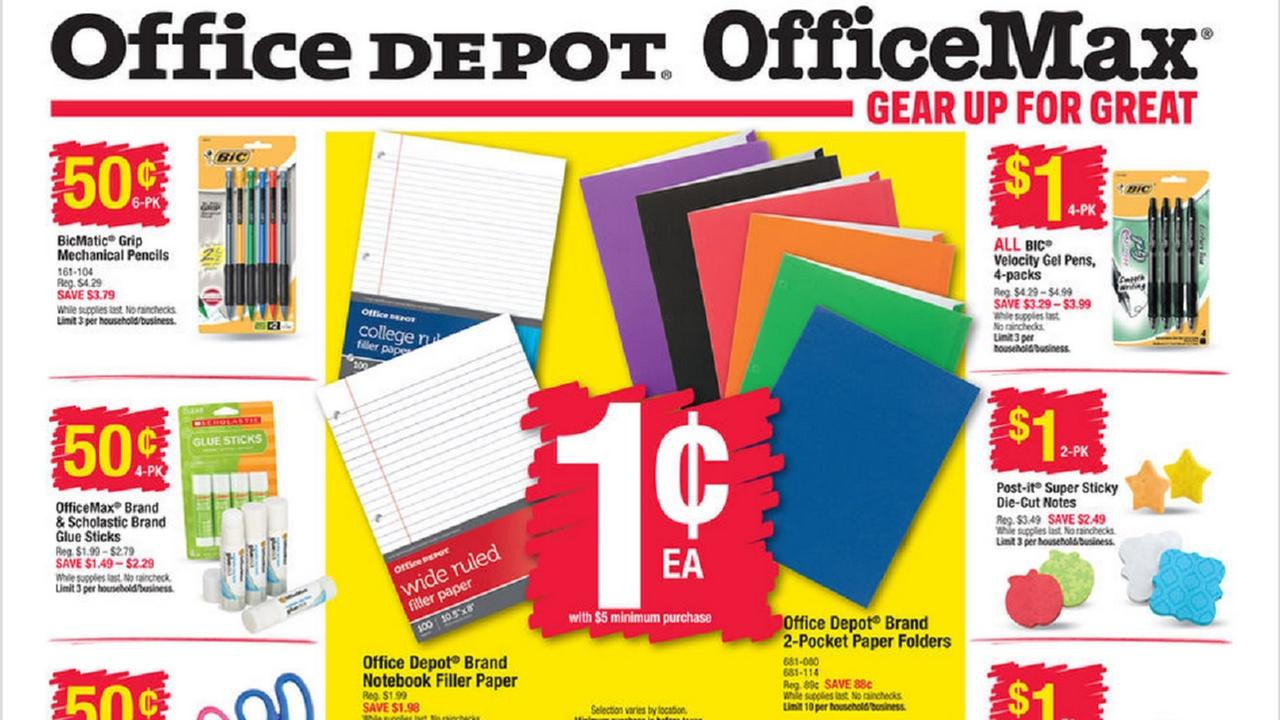 Best school supplies finds for $1 or less
