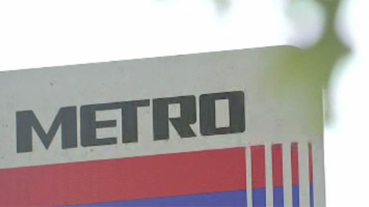 Pedestrian struck by METRO train in Midtown