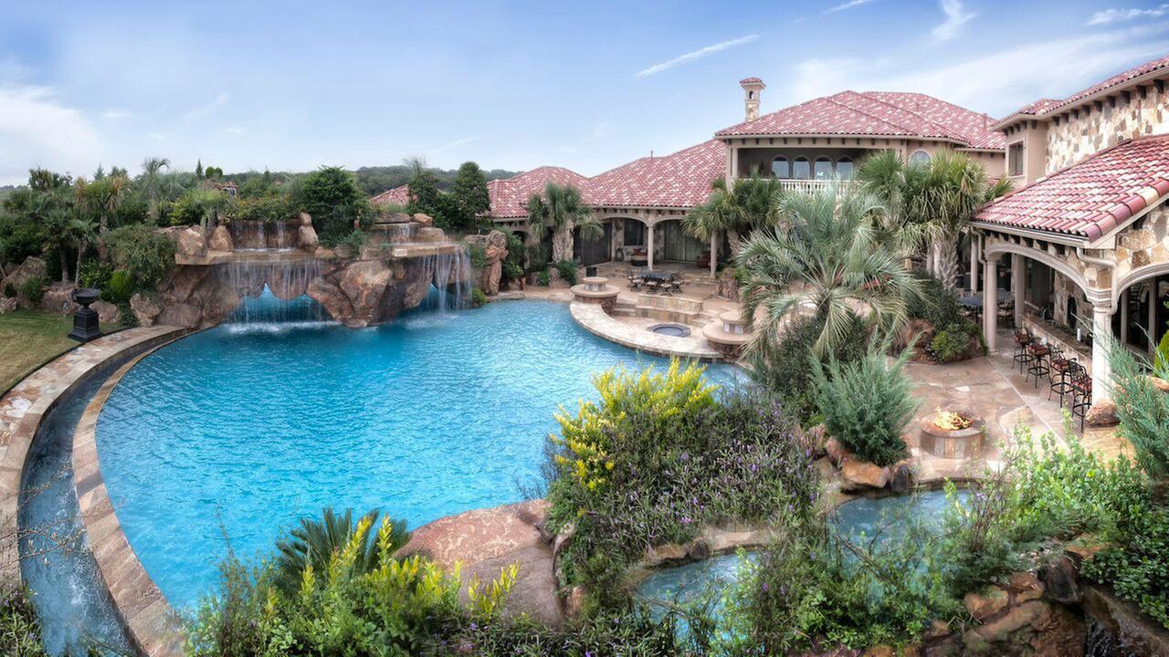 PHOTOS: Check out these amazing staycation backyard ...