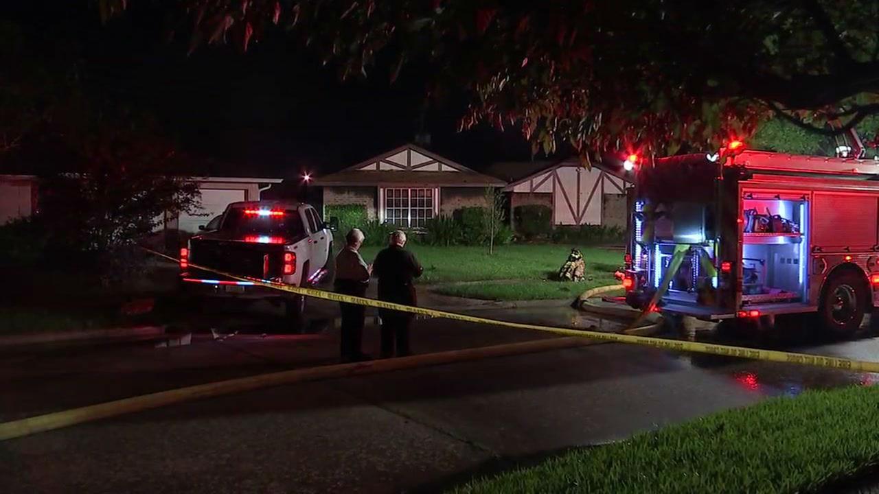 Father son die in house fire in la porte for La porte tx news