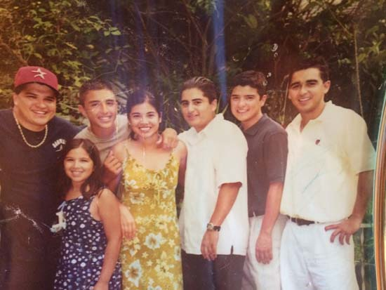 "<div class=""meta image-caption""><div class=""origin-logo origin-image none""><span>none</span></div><span class=""caption-text"">Patricia Lopez has five brothers and one sister. Patricia is the middle child and her sister is the baby.</span></div>"