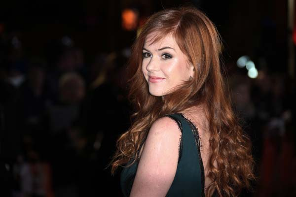 <div class='meta'><div class='origin-logo' data-origin='none'></div><span class='caption-text' data-credit='Joel Ryan/Invision/AP'>Actress Isla Fisher poses for photographers upon arrival at the premiere of the film 'Grimsby' in London, Monday, Feb. 22, 2016. (Photo by Joel Ryan/Invision/AP)</span></div>