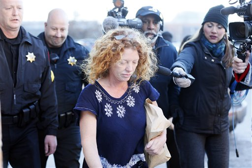 <div class='meta'><div class='origin-logo' data-origin='none'></div><span class='caption-text' data-credit='AP'>Tonya Couch, center, the mother of a Texas teen who used an 'affluenza' defense in a drunken wreck, leaves Tarrant County Jail</span></div>
