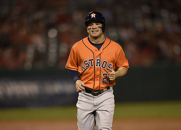 "<div class=""meta image-caption""><div class=""origin-logo origin-image ap""><span>AP</span></div><span class=""caption-text"">Houston Astros' Jose Altuve in action during the third inning of a baseball game against the Los Angeles Angels in Anaheim, Calif., Friday, Sept. 30, 2016. (AP Photo/Kelvin Kuo)</span></div>"