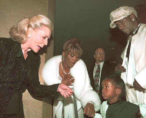 "<div class=""meta image-caption""><div class=""origin-logo origin-image none""><span>none</span></div><span class=""caption-text"">Actress Lauren Bacall, left meets Bobbi Kristina Brown  with her mother, Whitney Houston  (AP photo)</span></div>"