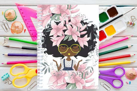 <div class='meta'><div class='origin-logo' data-origin='none'></div><span class='caption-text' data-credit='Afrobrats'>school supplies, stationery and space for text on the notepad</span></div>