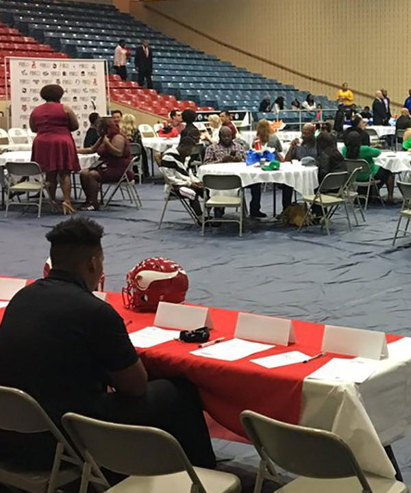 <div class='meta'><div class='origin-logo' data-origin='KTRK'></div><span class='caption-text' data-credit=''>Houston-area students and families celebrate National Signing Day.</span></div>