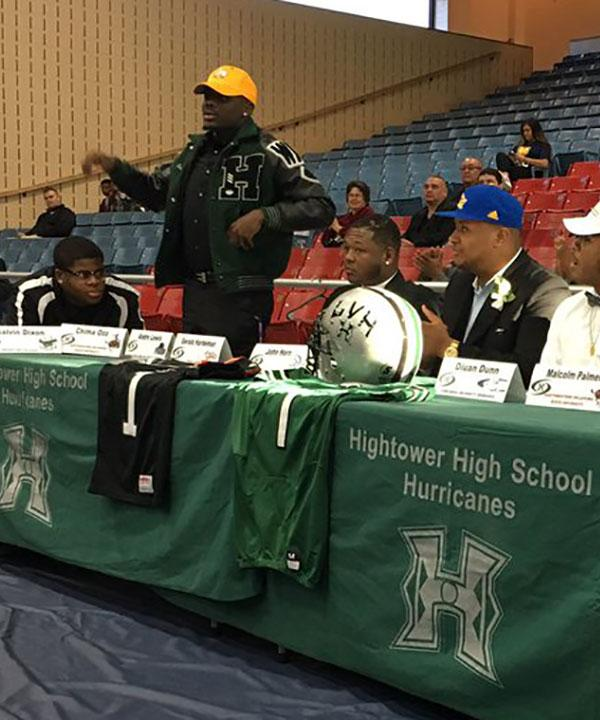 <div class='meta'><div class='origin-logo' data-origin='KTRK'></div><span class='caption-text' data-credit=''>Hightower High School  students get ready to celebrate National Signing Day.</span></div>