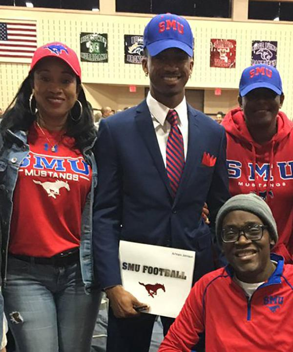 <div class='meta'><div class='origin-logo' data-origin='KTRK'></div><span class='caption-text' data-credit=''>Houston-area students and families celebrate National Signing Day</span></div>