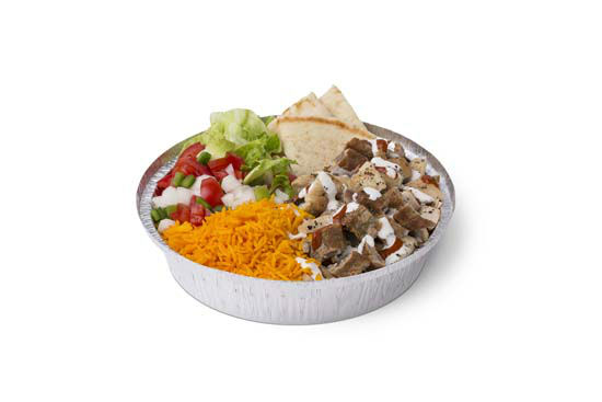 <div class='meta'><div class='origin-logo' data-origin='none'></div><span class='caption-text' data-credit='Photo/The Halal Guys'>The Halal Guys combo platter features chicken and gyro.</span></div>