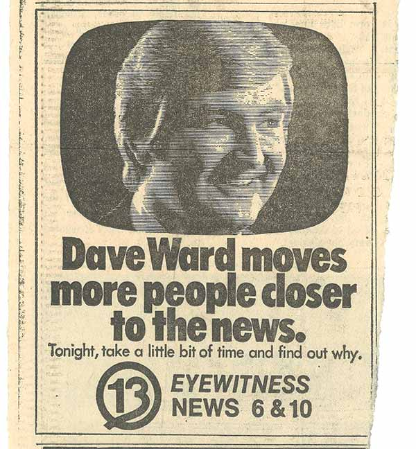 <div class='meta'><div class='origin-logo' data-origin='none'></div><span class='caption-text' data-credit=''>Veteran ABC13 News anchor Dave Ward's career has covered a wide range of topics, bringing Eyewitness News to viewers for decades.</span></div>