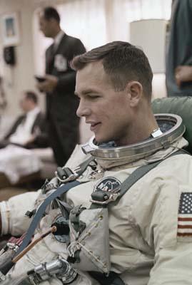 <div class='meta'><div class='origin-logo' data-origin='KTRK'></div><span class='caption-text' data-credit=''>David Randolph &#34;Dave&#34; Scott (born June 6, 1932), (Col, USAF, Ret.), is an American engineer, retired U.S. Air Force officer, former test pilot, and former NASA astronaut.</span></div>