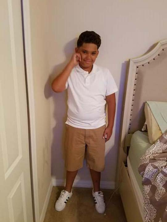 """<div class=""""meta image-caption""""><div class=""""origin-logo origin-image none""""><span>none</span></div><span class=""""caption-text"""">Brandon's first day at school and he is looking sharp</span></div>"""