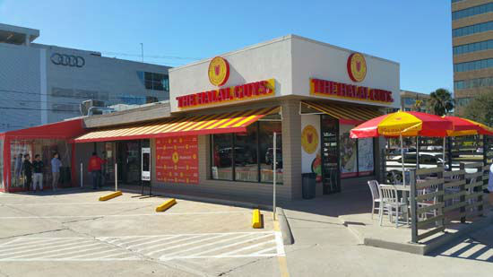 <div class='meta'><div class='origin-logo' data-origin='none'></div><span class='caption-text' data-credit='Photo/The Halal Guys'>Houston's first location of The Halal Guys opens on Saturday, Jan. 30th. The restaurant will be located at 3821 Farnham</span></div>