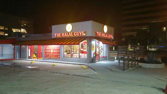 <div class='meta'><div class='origin-logo' data-origin='none'></div><span class='caption-text' data-credit='Photo/The Halal Guys'>The Halal Guys will be open Sunday - Thursday from 11 a.m.-11 p.m. and Friday - Saturday from 11 a.m.-2 a.m.</span></div>