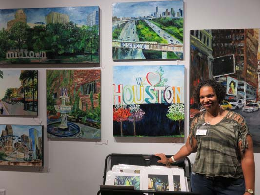 "<div class=""meta image-caption""><div class=""origin-logo origin-image none""><span>none</span></div><span class=""caption-text"">Artist Lauren Luna at Chocolate & Art Show in Houston</span></div>"