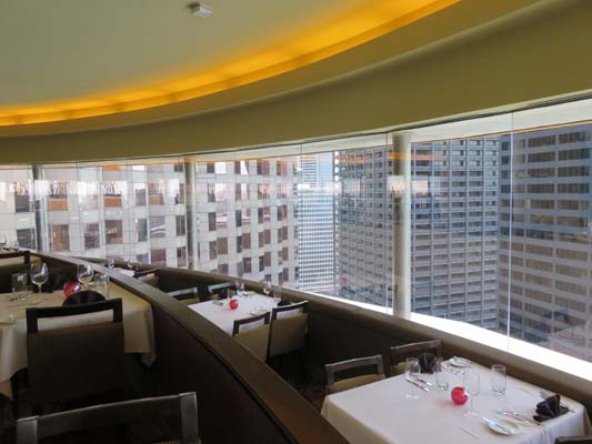 <div class='meta'><div class='origin-logo' data-origin='none'></div><span class='caption-text' data-credit=''>The revolving restaurant at Hyatt Houston Downtown</span></div>