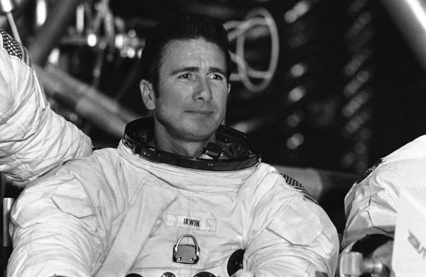 <div class='meta'><div class='origin-logo' data-origin='KTRK'></div><span class='caption-text' data-credit=''>James Benson &#34;Jim&#34; Irwin, was an American astronaut, he served as Lunar Module Pilot for Apollo 15, the fourth human lunar landing.</span></div>