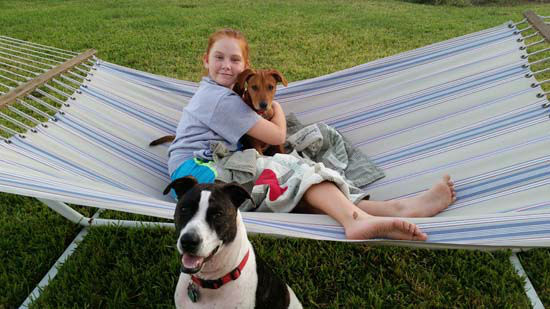 "<div class=""meta image-caption""><div class=""origin-logo origin-image none""><span>none</span></div><span class=""caption-text"">Lauren with her dogs, Oreo and Ginger</span></div>"
