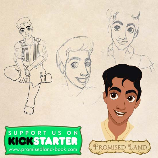 "<div class=""meta image-caption""><div class=""origin-logo origin-image none""><span>none</span></div><span class=""caption-text"">Authors use crowdfunding to publish LGBT children's book, 'Promised Land'</span></div>"
