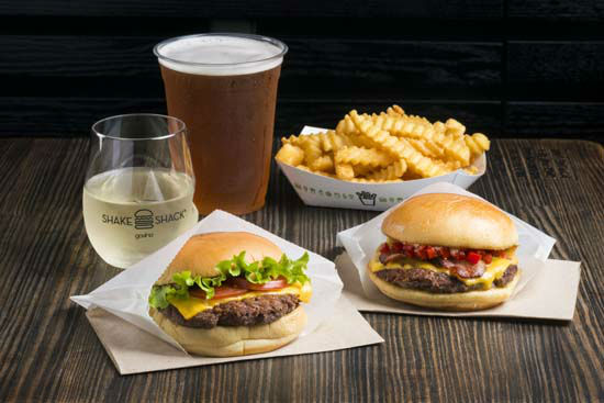 <div class='meta'><div class='origin-logo' data-origin='none'></div><span class='caption-text' data-credit='Photo/Evan Sung'>Shake Shack will open its second location</span></div>