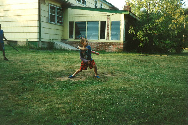 <div class='meta'><div class='origin-logo' data-origin='none'></div><span class='caption-text' data-credit='KTRK Photo/ Courtesy: George Springer Jr.'>The Astros outfielder has had a love for baseball from a very early age</span></div>