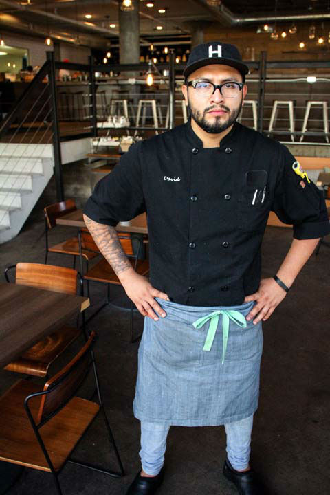 <div class='meta'><div class='origin-logo' data-origin='none'></div><span class='caption-text' data-credit='Photo/Marco Torres'>Houston chef detained by immigration after his honeymoon</span></div>
