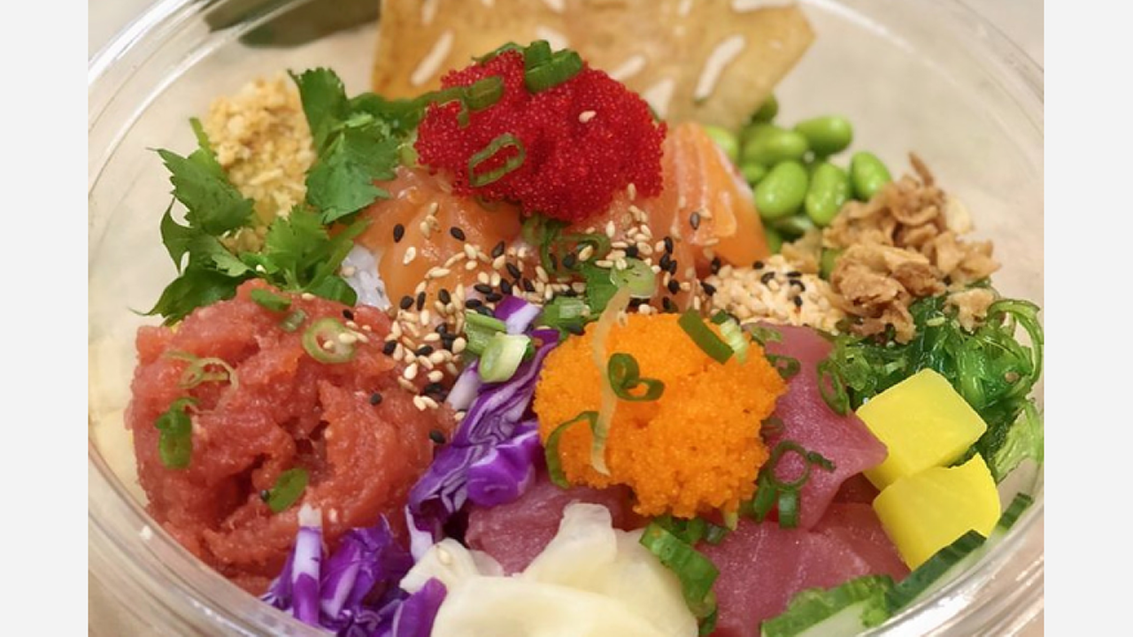 Photo: Poke in the Bowl/Yelp