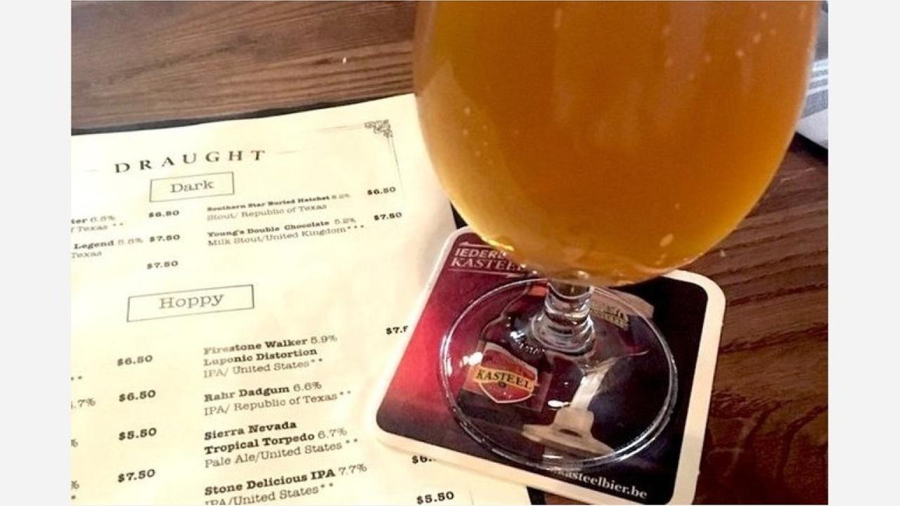 Midtown Houston gets a new neighborhood pub: The Ginger Man | abc13.com