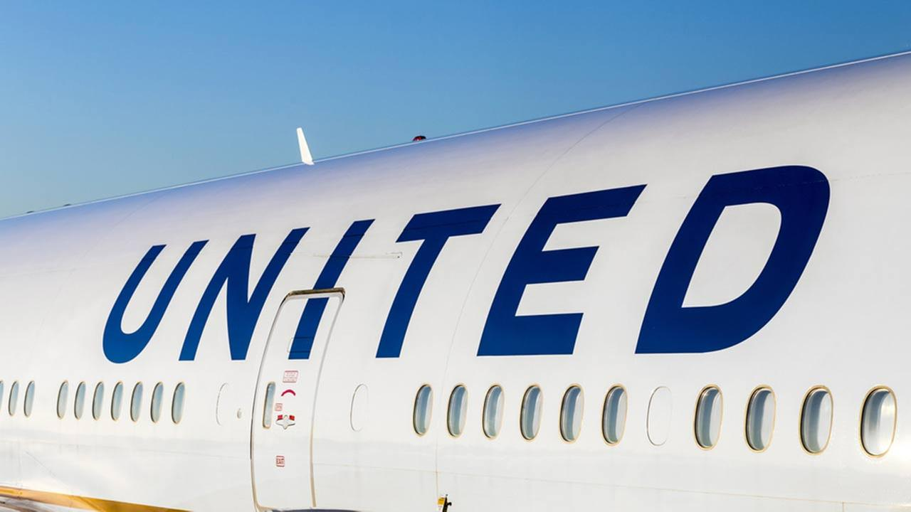 United flight from Rome to Newark disrupted by passenger