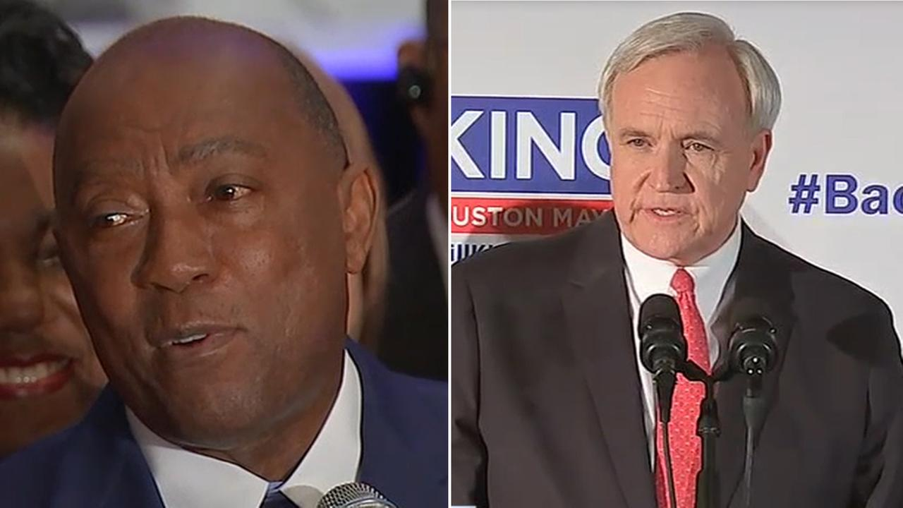In a tight runoff election, Sylvester Turner has won the race to be Houstons next mayor