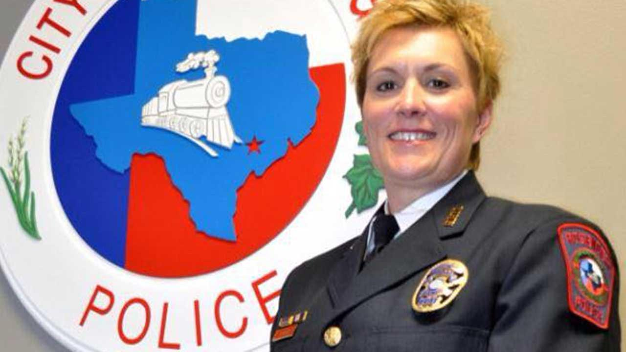 Assistant Police Chief Tracie Dunn