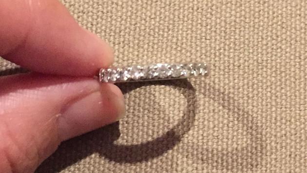 man uses social media to track down owner for lost wedding ring - Lost Wedding Ring