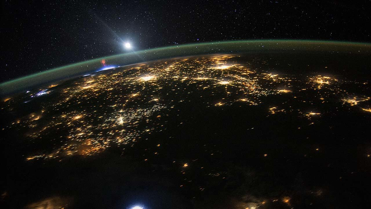 13. Red Sprites, northwest Mexico Expedition 44: 10 August, 2015