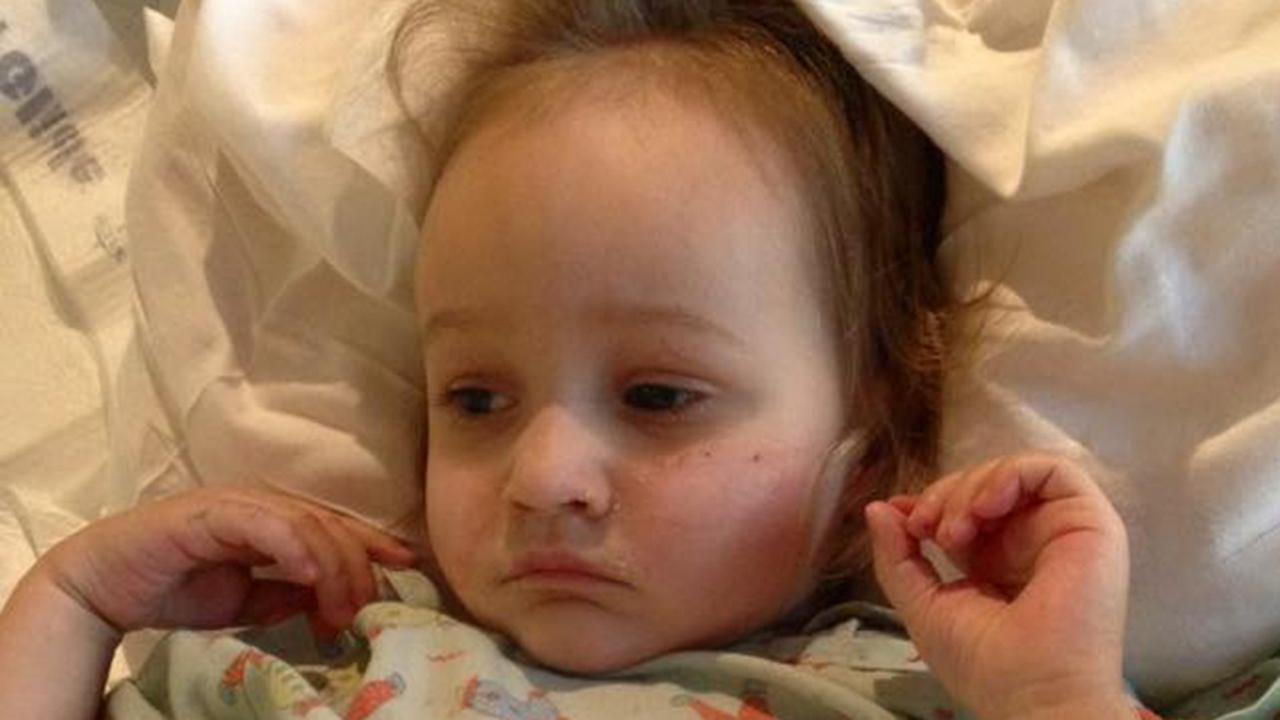 Toddler who swallowed magnets out of ICU; mom responds to critics