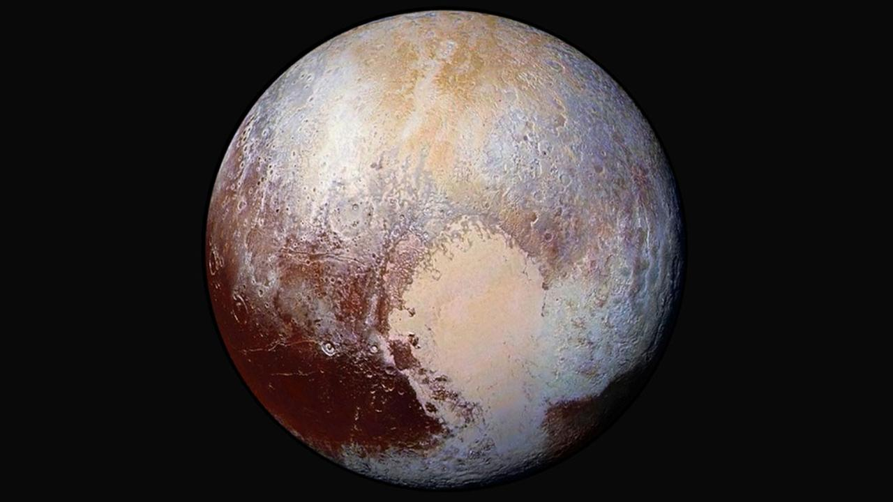Pluto the planet