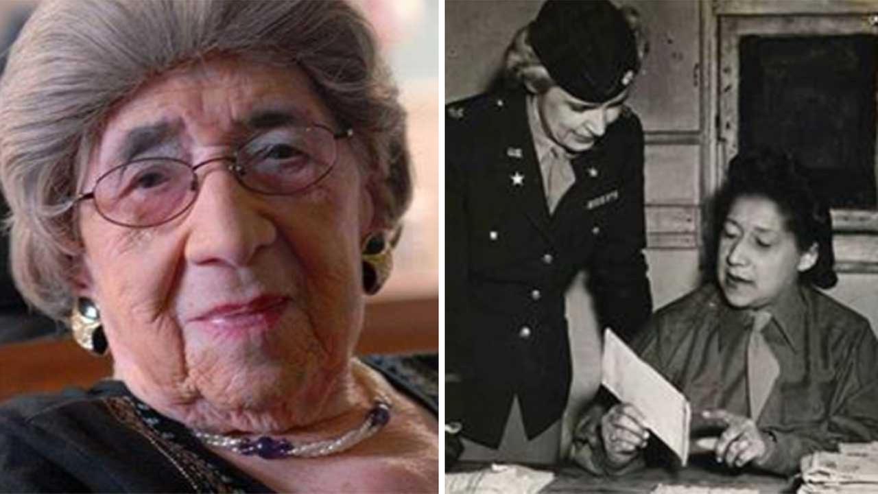 America's oldest female veteran dies at age 108