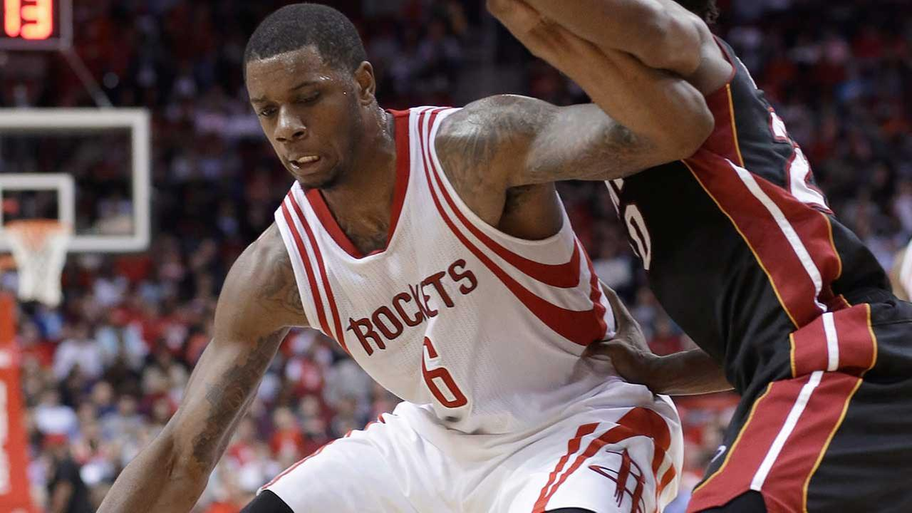 Terrence Jones was involved in a wreck Wednesday.
