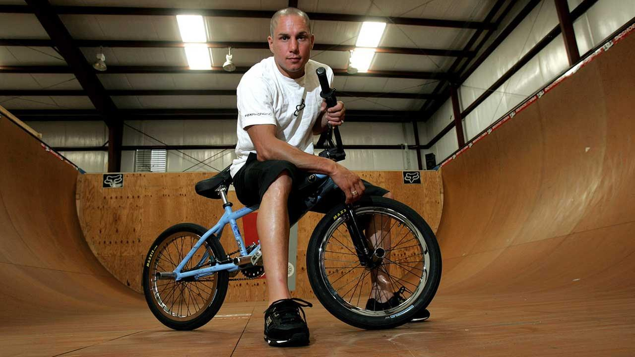 BMX icon Dave Mirra found dead