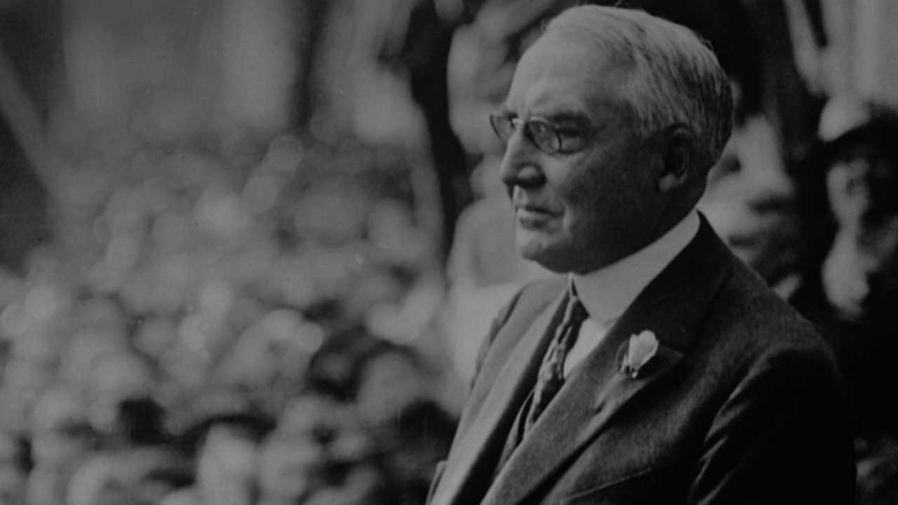 Warren G. Harding had two mistresses -- one who had recently graduated high school and another who was the wife of a friend.