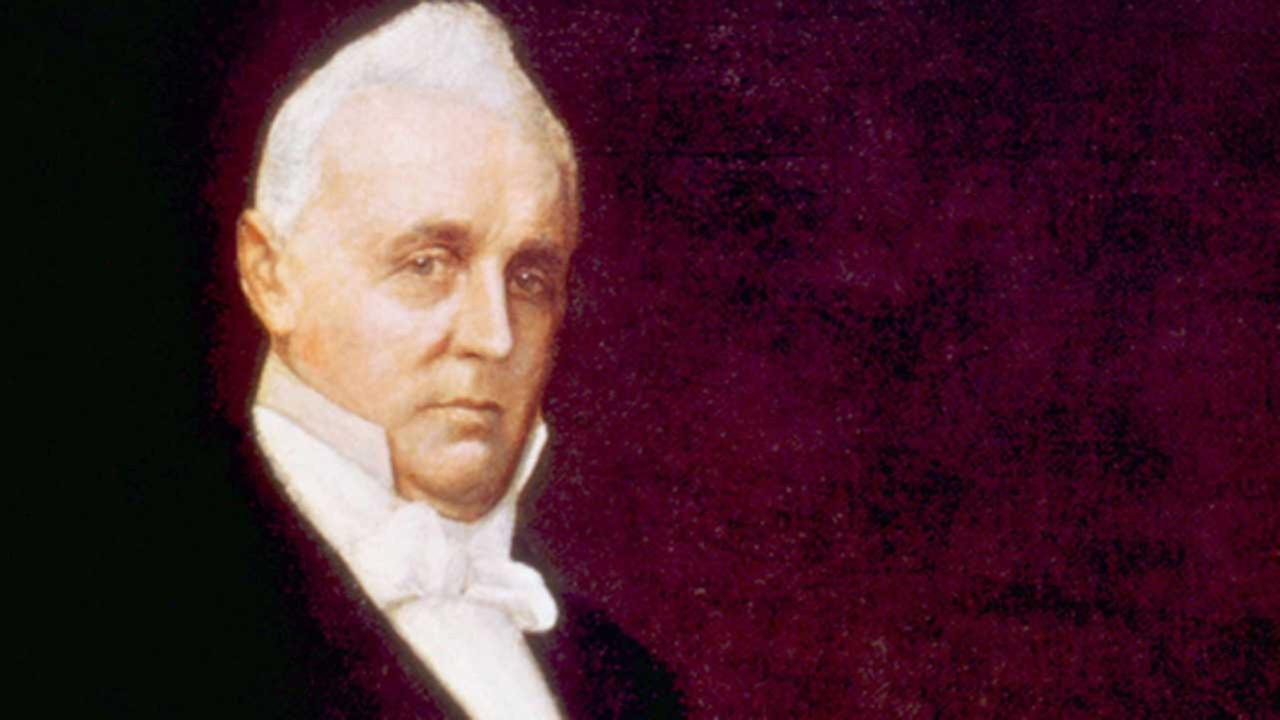 James Buchanan is the only president to have remained a bachelor.