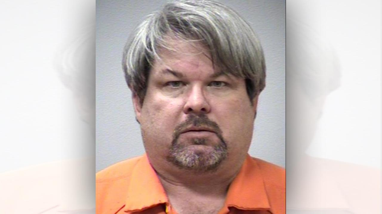 This image provided by the Kalamazoo County Sheriffs Office shows Jason Dalton of Kalamazoo County