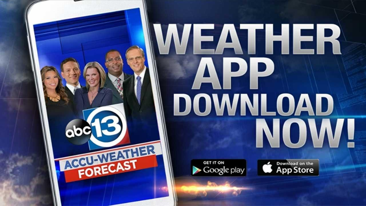 Get severe weather alerts sent to your phone
