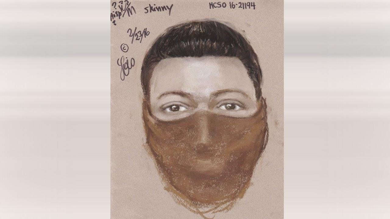 Officials release sketch of suspect who attacked mom, infant son