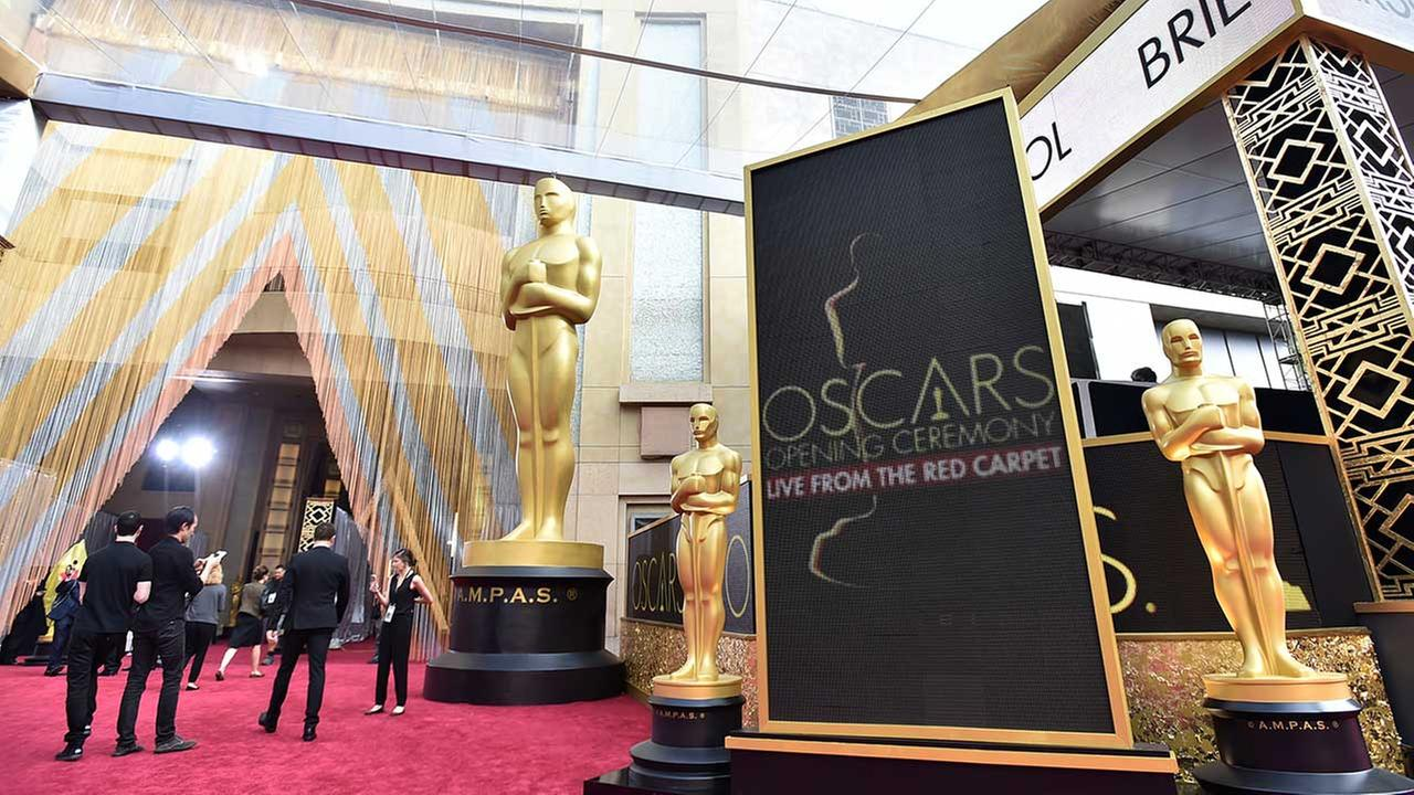 Oscar tweets from our abc13 anchors and reporters