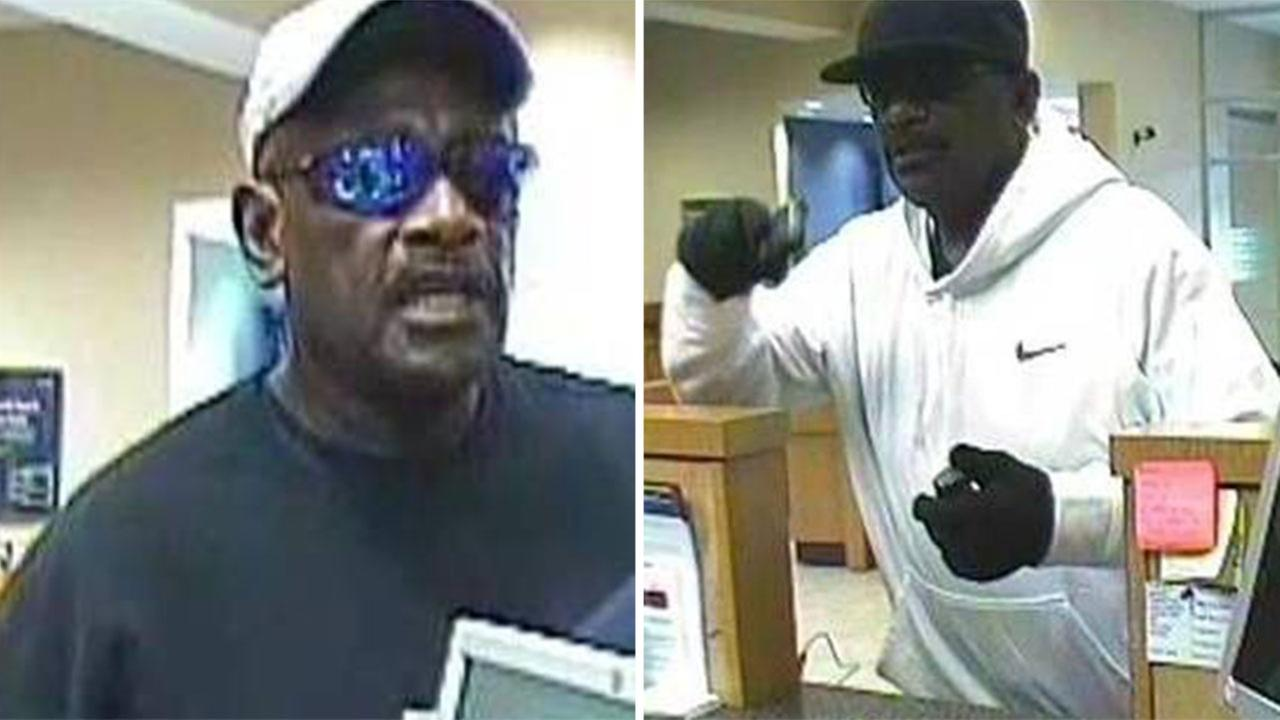 FBI links suspect to six Houston area bank robberies