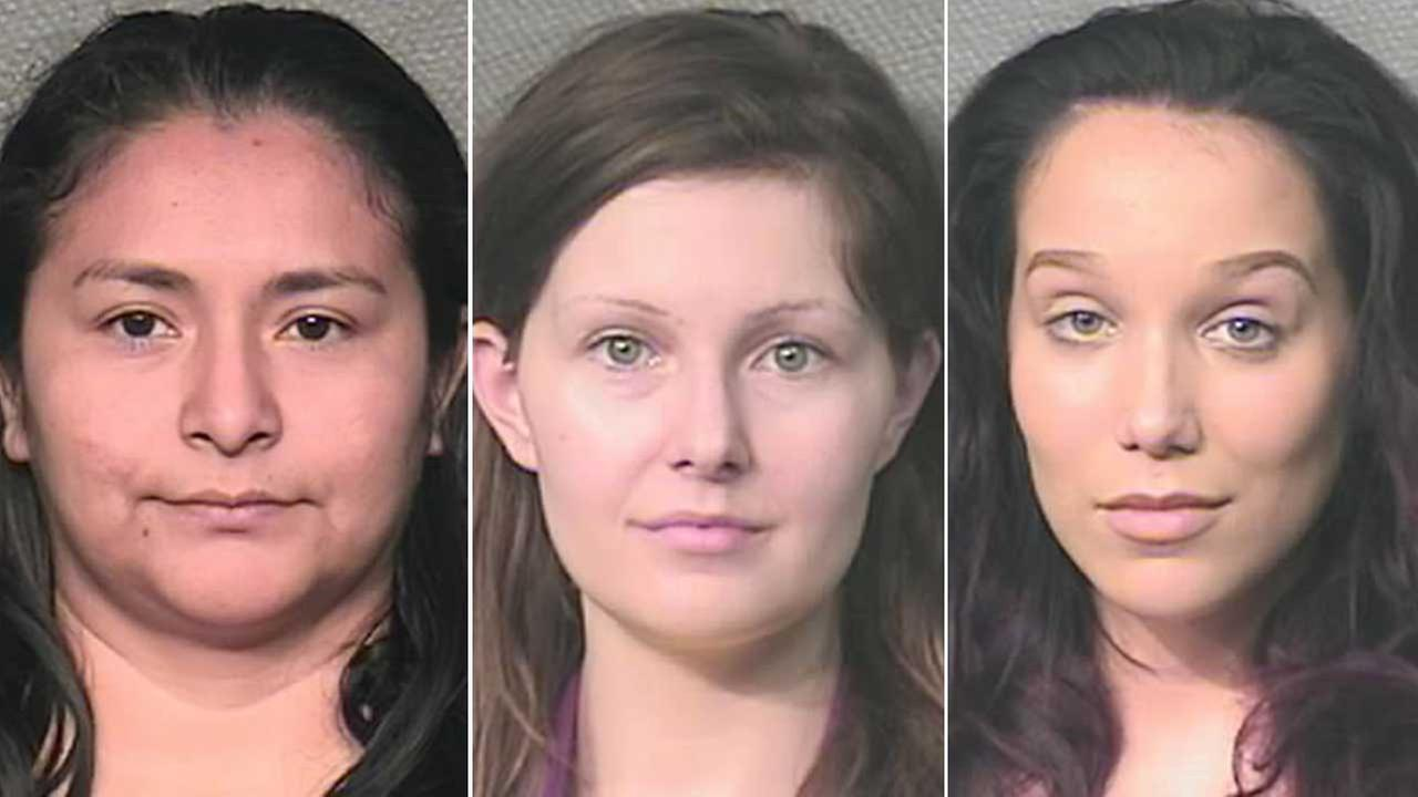 9 Women United Airlines Pilot Charged In Prostitution