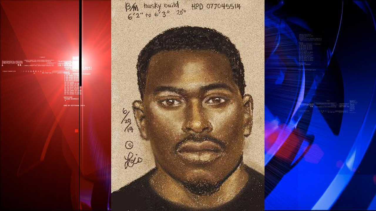 HPD releases sketch of man behind deadly nightclub shooting