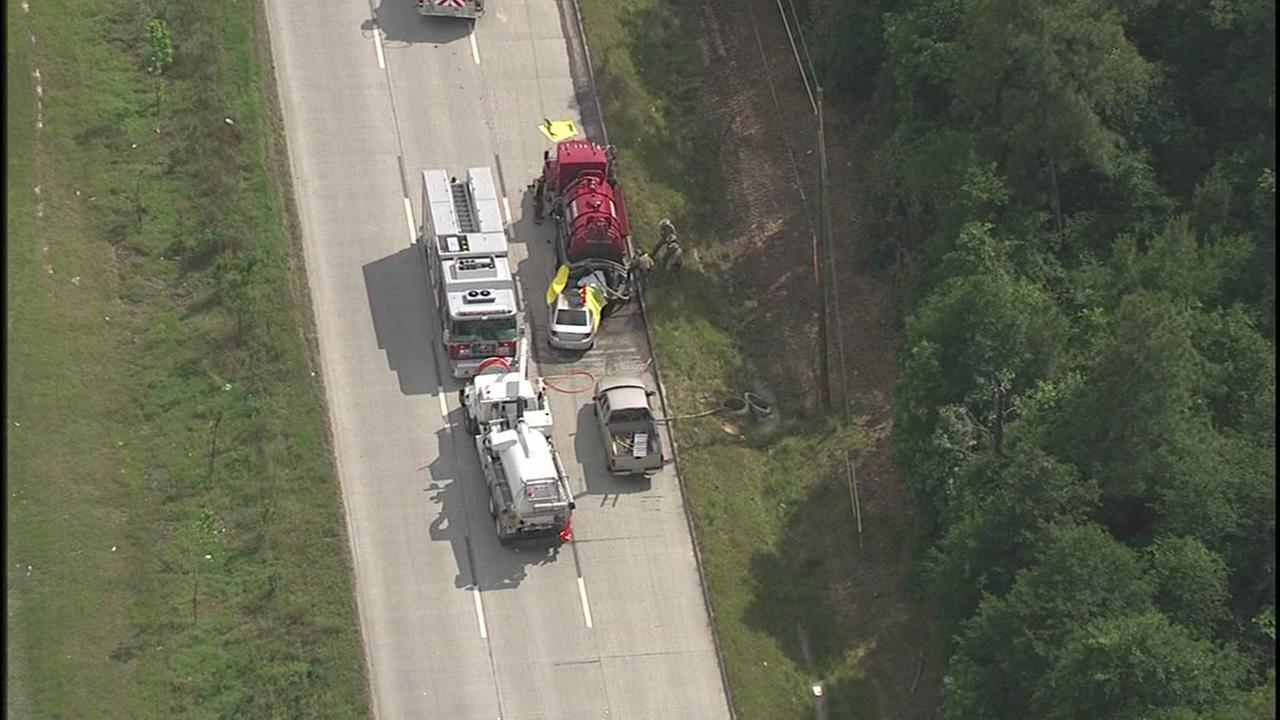 Two people killed in Montgomery County crash